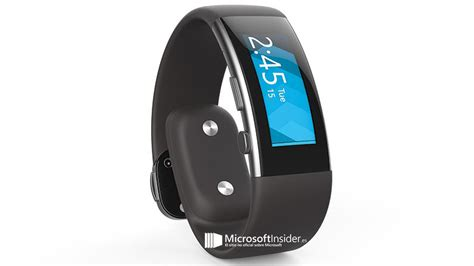 microsoft band microsoft band 2 might look a whole lot better than the