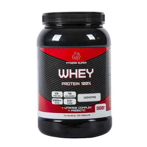 Whey Fitnes Fitness Whey Protein 100