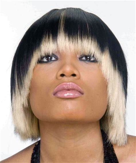 short straight weavon hair styles gallery short straight black and blonde weave gallery