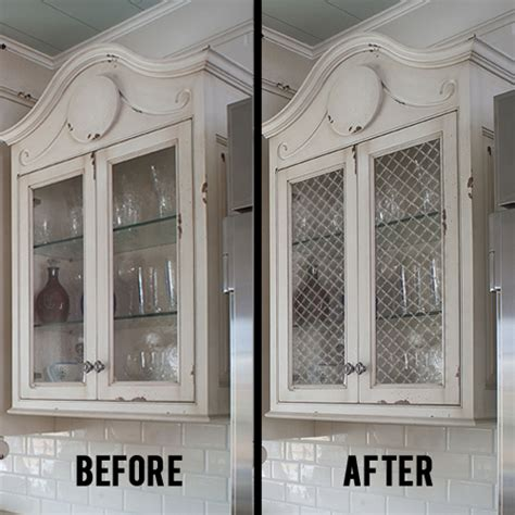Decorative Metal Grilles For Cabinets by Wire Grilles For Cabinet Doors Kitchen Cabinet Ideas