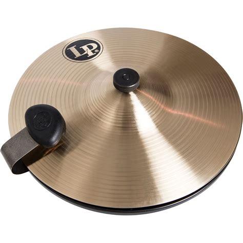 cajon with cymbals latin percussion lp1510 cajon hi hat cymbals pair reverb