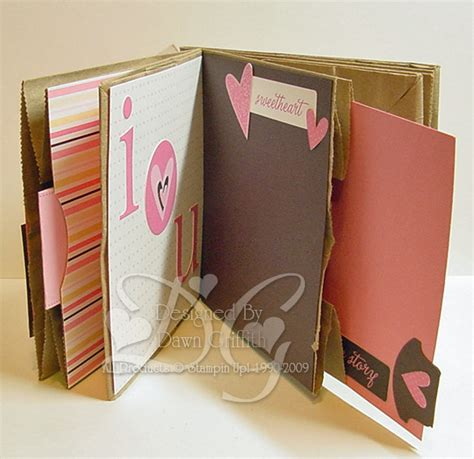 How To Make Photo Album With Paper - these paper bag crafts are eco friendly and