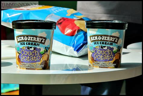 ben and jerry s couch potato ben jerry s ice cream workshop couch potato flavour ice