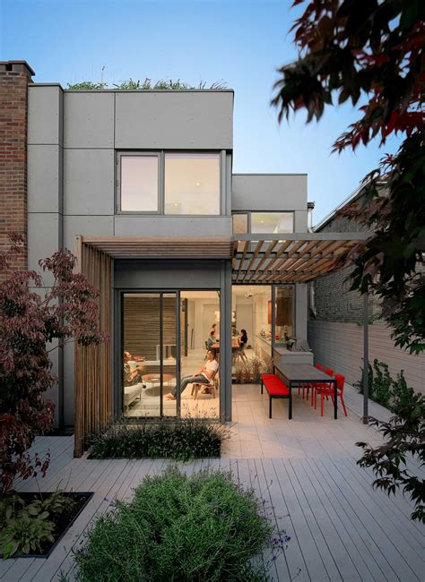 home design blog canada through house toronto on sustainable architecture and