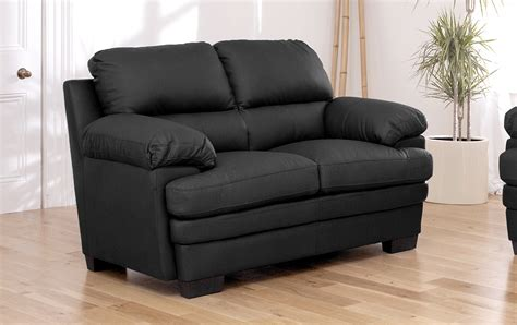 soft leather sofas uk sale carrera regular 2 seater black soft arm leather sofa