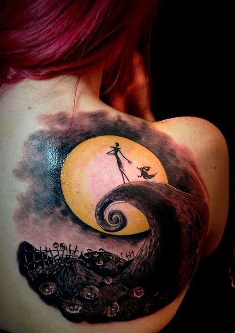 tattoo nightmares filming location 22 tatuaggi ispirati al film nightmare before christmas