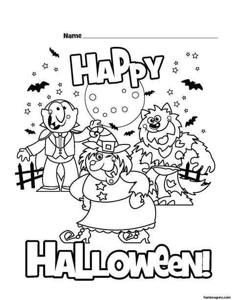printable halloween coloring pages and activities 30 coloring pages for halloween free printable halloween
