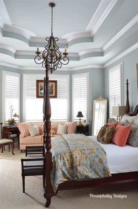 tray ceiling bedroom how to make your tray ceiling feel like home