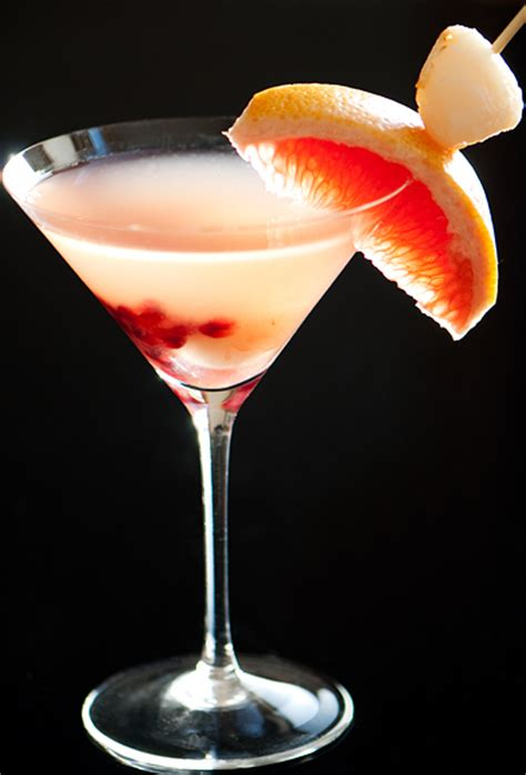 martini grapefruit lychee grapefruit martini recipe use butter