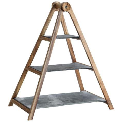 etagere villeroy und boch villeroy boch 10 4130 7990 artesano 3 tier wood slate