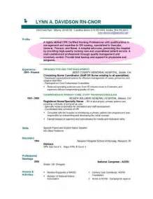Resume Exle Objectives by Why Resume Objective Is Important