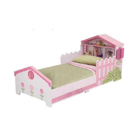 doll house for toddlers kidkraft dollhouse toddler bed 76254