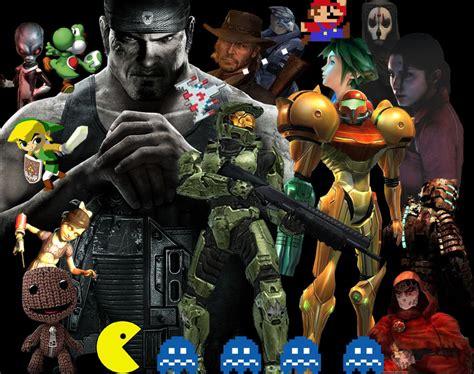 wallpaper game character video game characters wallpaper wallpapersafari