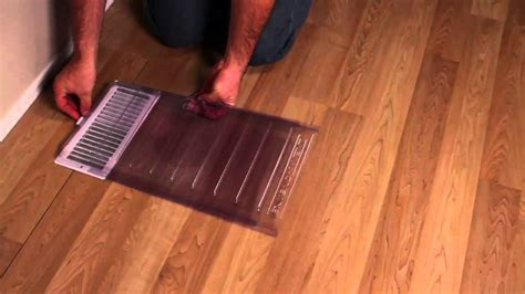 under couch heat register deflector dundas jafine installation extend a vent air deflector