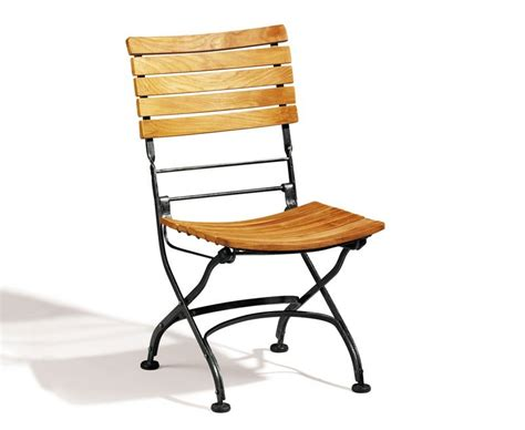 Folding Bistro Chairs Bistro Chair Teak Folding