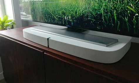 Best Home Design Inside by Sonos Playbase Is A Slim Soundbase For Under Your Tv