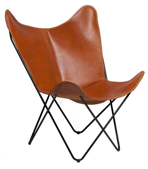 silla butterfly silla butterfly bkf cuero engrasado soft natural