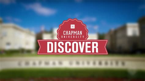 Chapman 4 1 Mba by Discover Chapman