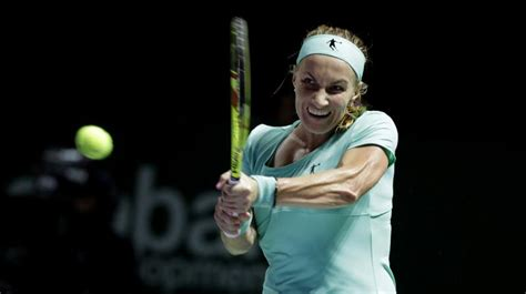 kuznetsova cuts her own hair to beat radwanska watch kuznetsova cuts her own hair to beat radwanska