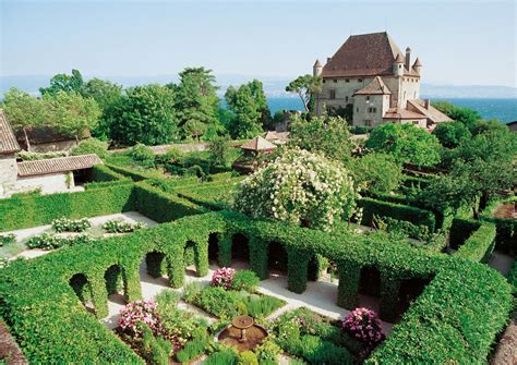 jardins des 5 sens