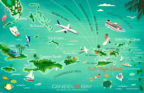 st johns island map islands resort caneel bay resort st