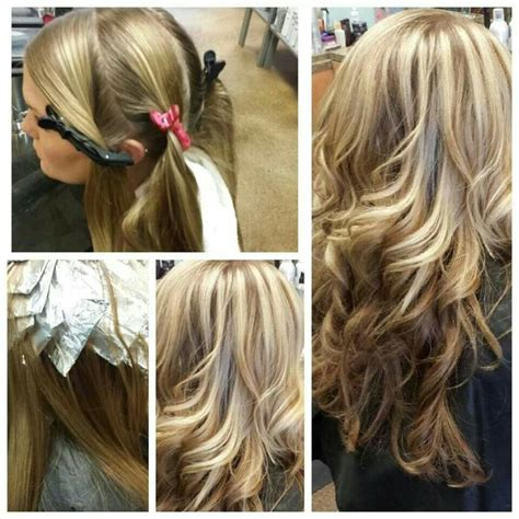 picture of hair clours foil 17 best images about hair on pinterest shorts bobs
