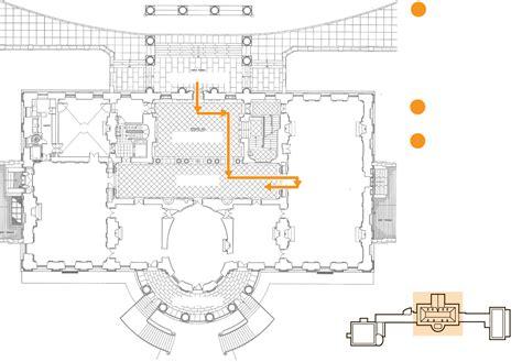 east wing floor plan 100 west wing floor plan washington national