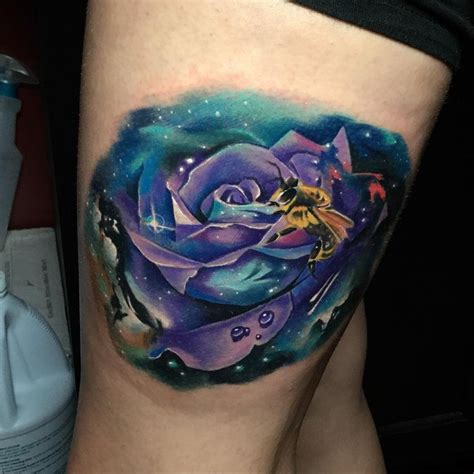 rose and bee tattoo 209 best images about flowers on on