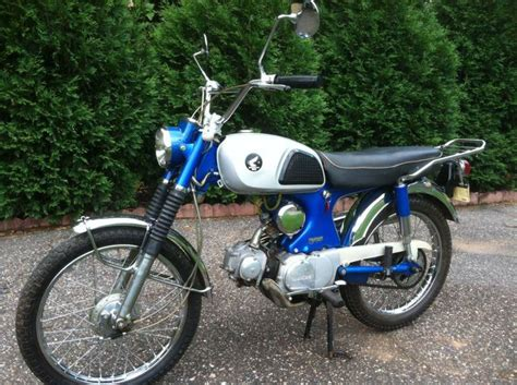 Honda Cl90 by 1968 Honda Cl90 Scrambler All Original With For Sale On