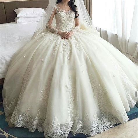 aliexpress wedding dress 2016 abiti da sposa romantic ball gown china wedding