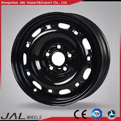 Steel Truck Wheels For Sale Widely Used 14x6j Steel Car Wheels 5x100 Auto Rims For