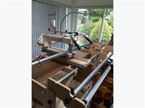 Tin Lizzie Arm Quilting Machine by Arm Quilting Machine Comox Comox Valley