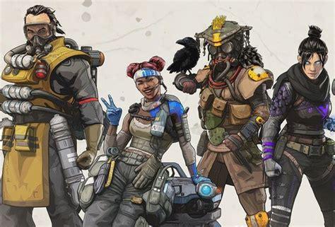 apex legends  character prophet coming  game