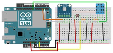 arduino yun tutorial italiano cloud connected weather station with the arduino yun