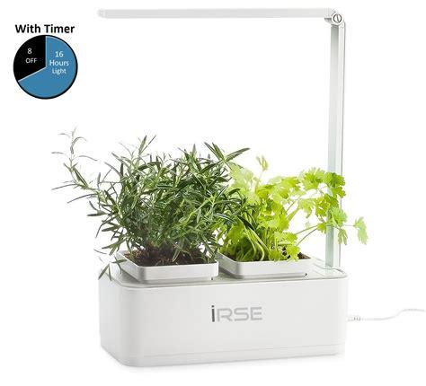 grow light indoor garden irse indoor garden kit with grow light led growing system