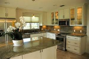 best color for granite countertops and white bathroom cabinets green granite countertops with