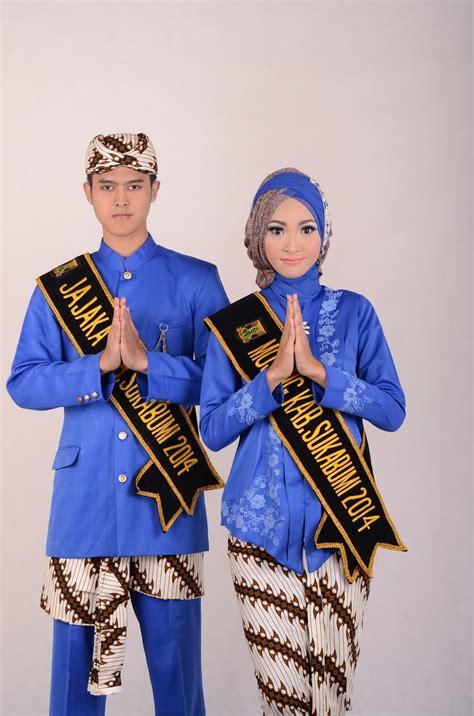 Baju Adat Sunda Kecil tentang budaya 5 jenis pakaian adat jawa barat beda kelas beda pula tilannya