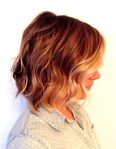 red to blonde ombre bob short blonde and red ombre wavy hair hair makeup nails
