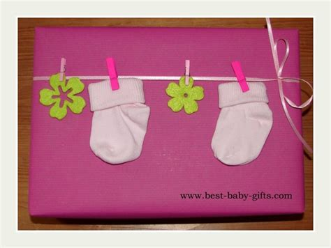 ways to wrap baby gifts best baby gifts