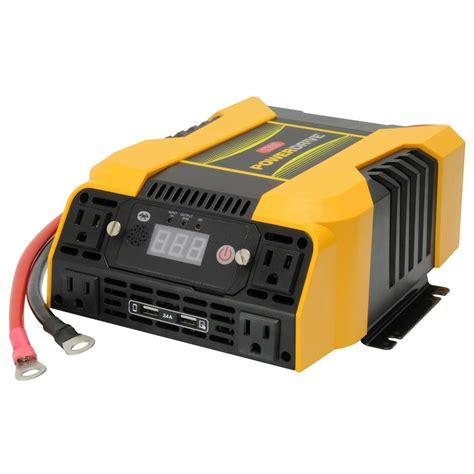 1500 Watt Power Inverter powerdrive 1500 watt power inverter with 4 ac 2 usb app