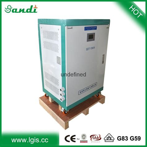 voltage converter 220v to 380v 3 phase inverter 3kw 30kw