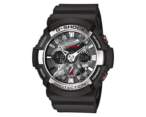 Casio G Shock Ga 200 Blw casio g shock ga 200 1aer casio g shock watches