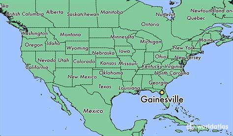 map of gainesville fl where is gainesville fl gainesville florida map