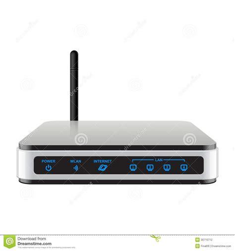 wireless router   antenna royalty  stock photo
