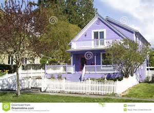 Small Pool House Plans beautiful purple house royalty free stock images image