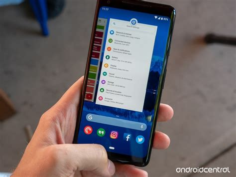 what do you think about android p s gestures android