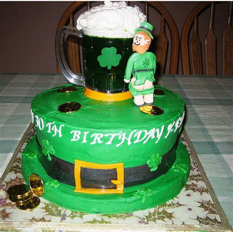 irish cake funny irish birthday cake picture with st patrick s day