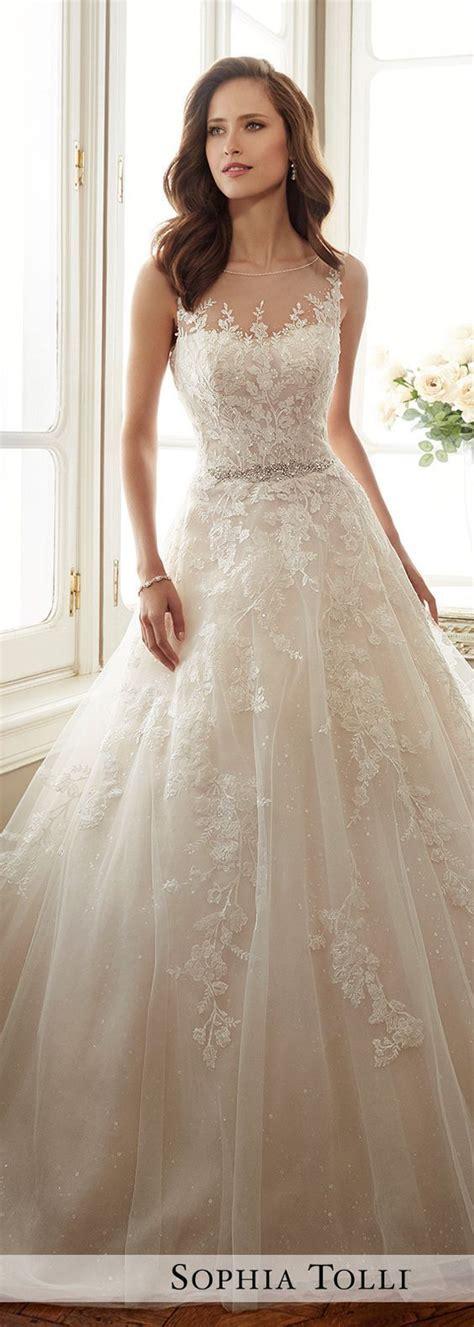 Beautiful Wedding Gowns by Best 25 Beautiful Wedding Dress Ideas On