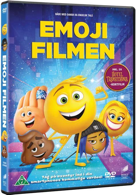 film om emoji the emoji movie emoji filmen dvd film dvdoo dk