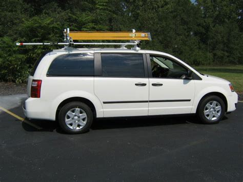 Minivan Ladder Rack by Mini Ladder Rack
